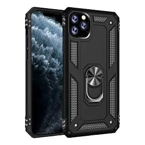 iPhone 11 Pro Black Ring Case