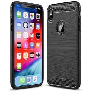 Carbon fiber Case for iPhone XR