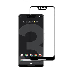 Google Pixel 2 XL Full Coverage Tempered Glass