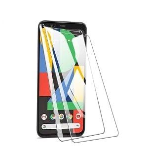 Google Pixel 4 XL Tempered Glass