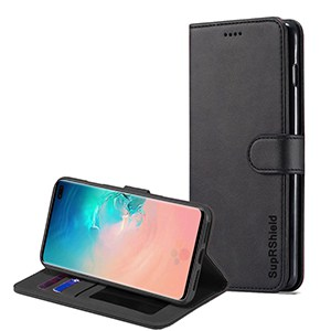 Samsung Galaxy Note 10 Plus SupRShield Wallet Leather Case