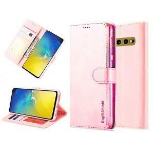Samsung Galaxy S10E Wallet Case