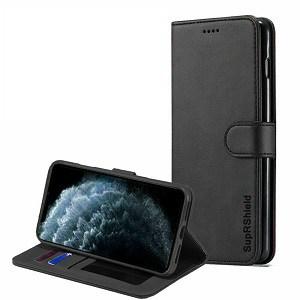 iPhone 11 Pro Black Wallet Case