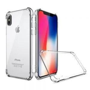 Apple iPhone XS Clear Heavy Duty Case