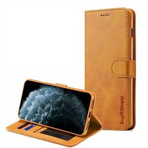 iPhone 11 Pro Brown Wallet Case