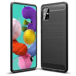 Galaxy A50 Carbon Fiber Case