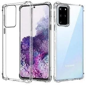 Samsung Galaxy S20 Clear Heavy Duty Case