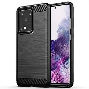 Samsung Galaxy S20 Carbon Fiber Case
