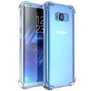 Samsung Galaxy S8 Clear Heavy Duty Case