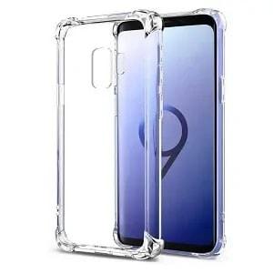 Samsung Galaxy S9 Clear Heavy Duty Case