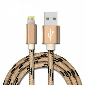Apple iPhone iPad Charging Cable