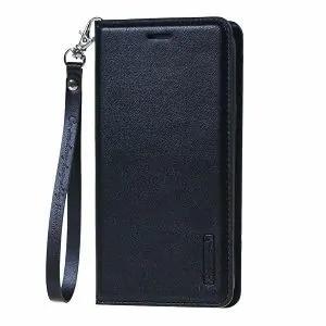 Samsung Galaxy A8 2018 Black Wallet Case