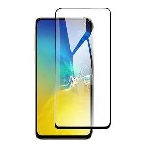 Samsung Galaxy S10e Black Tempered Glass