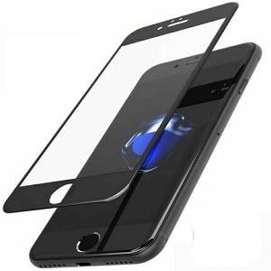 Apple iPhone SE 2020 Black Tempered Glass