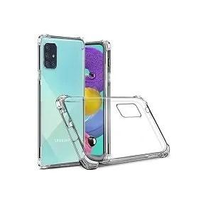 Samsung Galaxy A51 Clear Heavy Duty Case