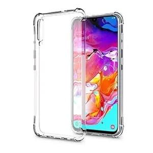 Samsung Galaxy A70 Clear Heavy Duty Case