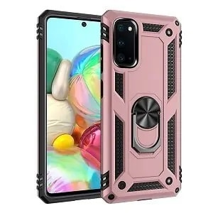 Samsung Galaxy A71 Magnetic Ring Case