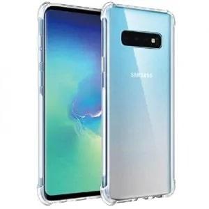 Samsung Galaxy S10 Clear Heavy Duty Case