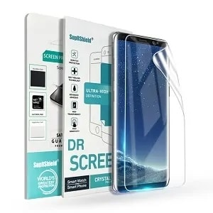 Samsung Galaxy S8 Hydrogel Screen Protector