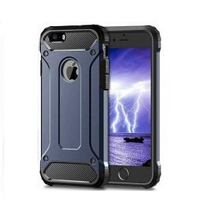 Apple iPhone 8 Blue Armour Case