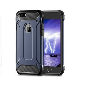 Apple iPhone XS Max Blue Armour Case
