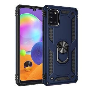 Samsung Galaxy A70 Magnetic Ring Case