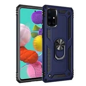 Samsung Galaxy A51 Magnetic Ring Case