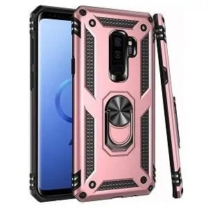 Samsung Galaxy S9 Magnetic Ring Case
