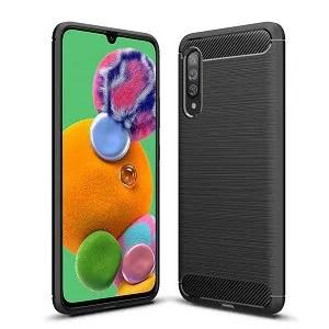 Galaxy A90 Carbon Fiber Case