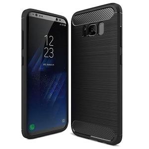 Galaxy S8 Plus Carbon Fiber Case