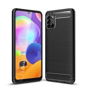 Samsung Galaxy A31 Carbon Fiber Case