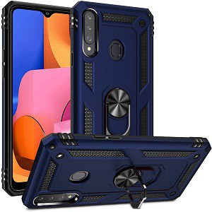 Samsung Galaxy A20s Magnetic Ring Case