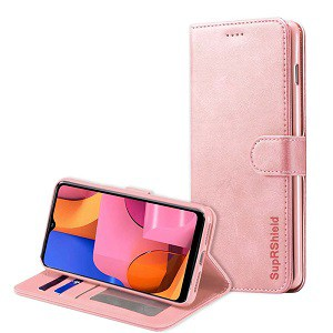 Samsung Galaxy A20s Wallet Case