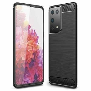 Galaxy S21 Carbon Fiber Case