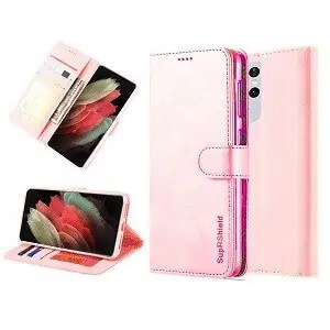Samsung Galaxy S21 Ultra Wallet Case