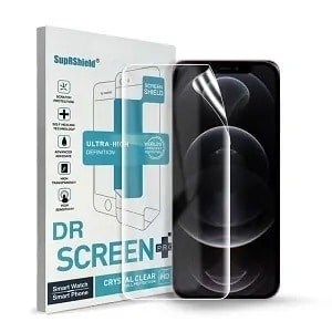 Apple iPhone 12 Pro Self Healing Hydrogel Full Cover Screen Protector